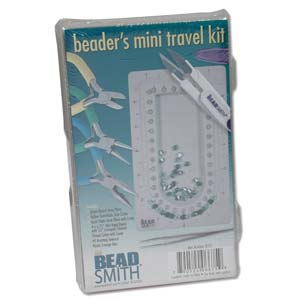 Beader's Mini Travel Kit 4x6.75in