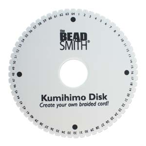 Kumihimo 64 Slot 6in Double Density Disc ONLY