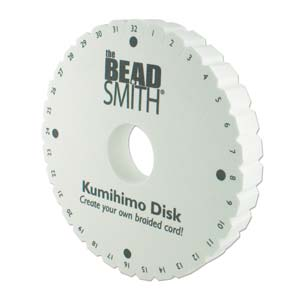 Kumihimo 32 Slot 6in - Double Density Disc Only - 35mm Center
