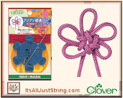 Asian Knot 57-937 Template