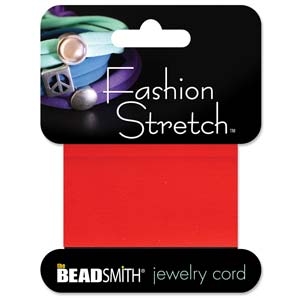 Fashion Stretch Red 1 meter