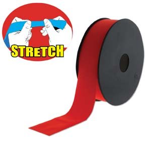 Fashion Stretch Red 10 meter