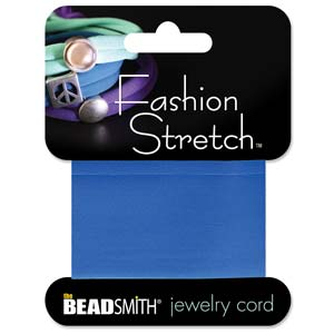 Fashion Stretch Blue 1 meter