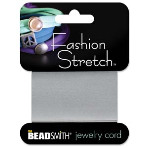 Fashion Stretch Silver 1 meter