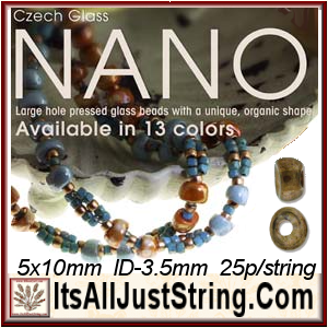 Nano Czech Glass