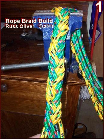 Rope Braid-Initial
