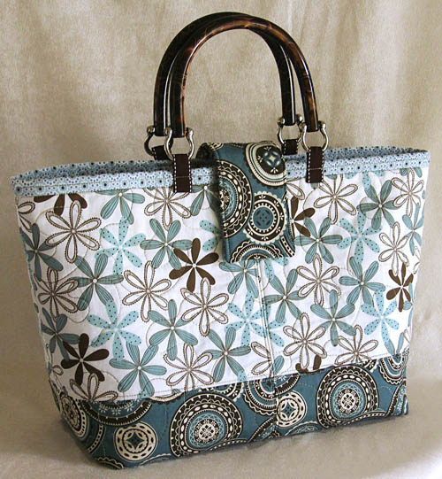 Miranda Day Bag Pattern LGD-0123