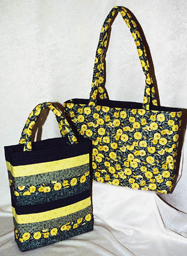 Essential Totes Pattern LGD-0202