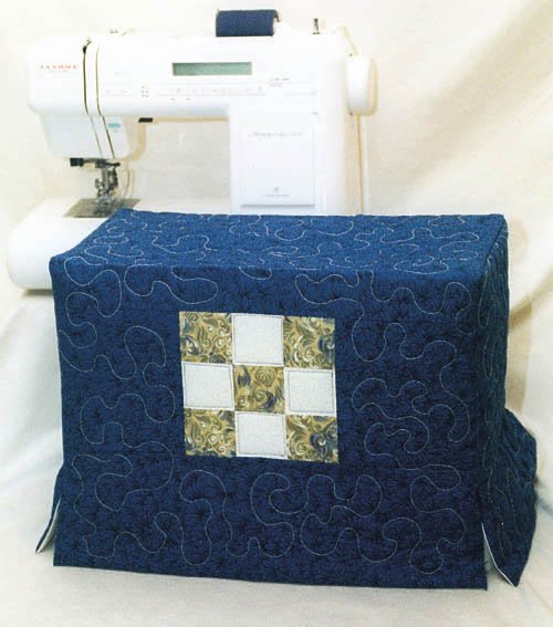 Sewing Machine Cover Pattern LGD-0205