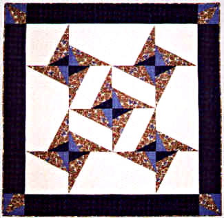 Star Dance Quilt Pattern LGD-0213
