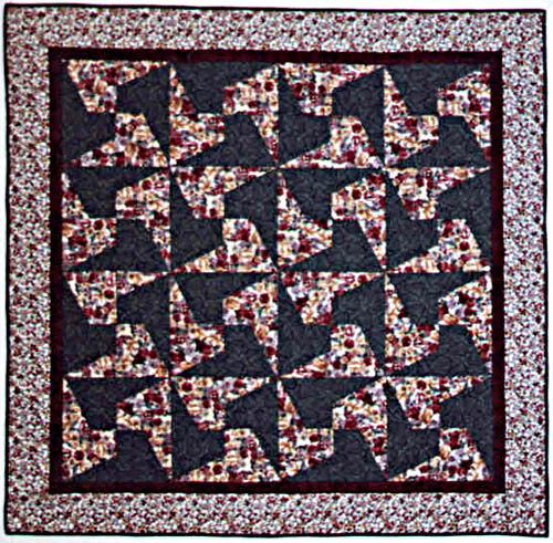Illusion Quilt Pattern LGD-0216