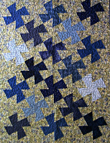 Starry Night Quilt Pattern LGD-0218