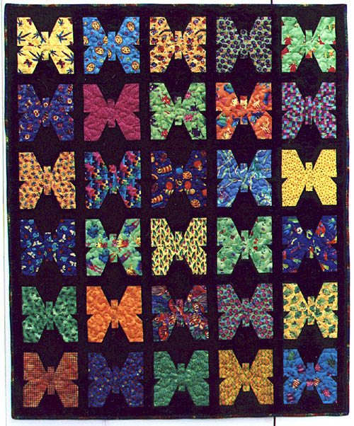 Butterfly Collection Quilt Pattern LGD-0222