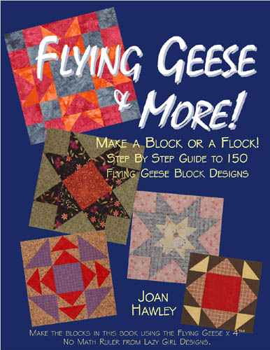 Flying Geese & More Book only