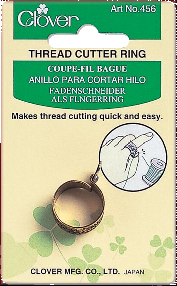 Thread Cutter Ring