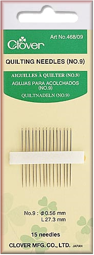Quilting Needle Size 09