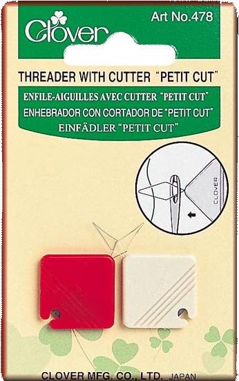 Threader w Petit Cutter