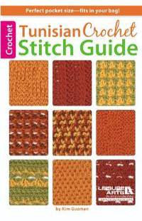 Tunisian Stitch Guide