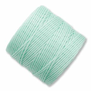 S-Lon Tex400 Heavy 35 yd - Green Mint Pastel