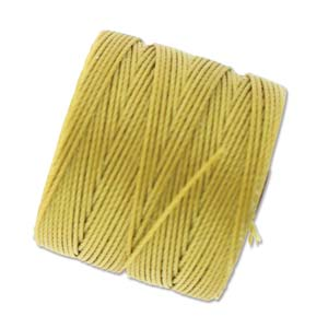 S-Lon Tex400 Heavy 35 yd - Light Maize Gold
