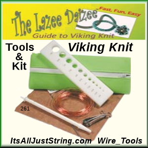 Lazee Daizee Viking Knit All Inclusive Kit