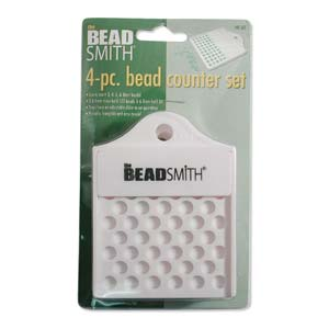 BEAD COUNTER 4 PIECE SET 3-8MM