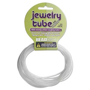 Jewelry Tube - 2mm - Clear