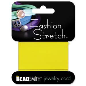 Fashion Stretch Yellow 1 meter