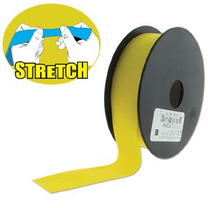 Fashion Stretch Yellow 10 meter