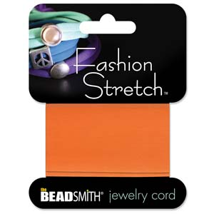 Fashion Stretch Orange 1 meter