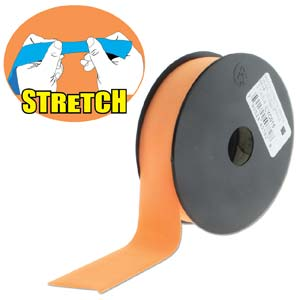 Fashion Stretch Orange 10 meter