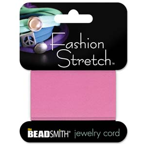 Fashion Stretch Pink Shiny 1 meter