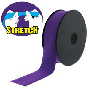 Fashion Stretch Purple-Dk 10 meter