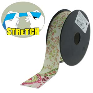 Fashion Stretch Beige Print 10 meter