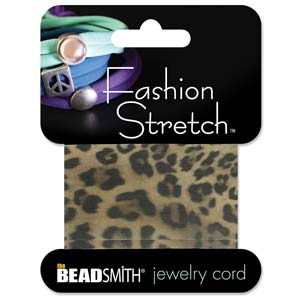 Fashion Stretch Leopard Print 1 meter
