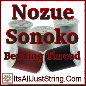 Nozue Sonoko Bead Thread