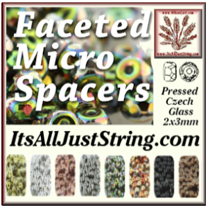 Faceted Micro Spacers