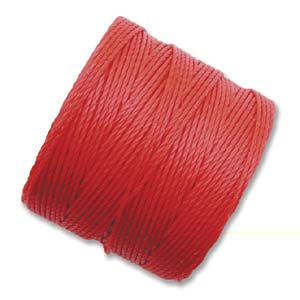 S-Lon Tex400 Heavy 35 yd - Coral Bright