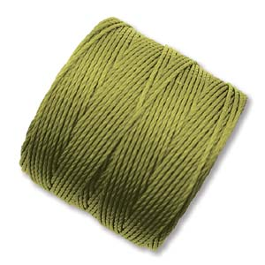 S-Lon Tex210 Bead 77 yd - Chartreuse