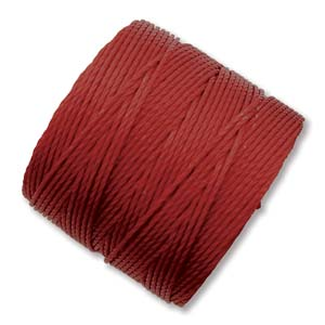 S-Lon Tex400 Heavy 35 yd - Dark Red