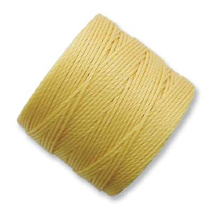 S-Lon Tex400 Heavy 35 yd - Light Gold