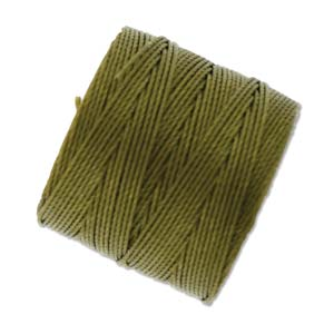 S-Lon Tex400 Heavy 35 yd - Golden Olive