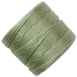 S-Lon Tex400 Heavy 35 yd - Green Peridot