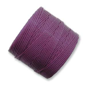 S-Lon Tex400 Heavy 35 yd - Purple Plum